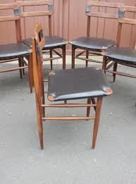 vintage 60s furniture. Set Of 6 Scandinavian Teak Chairs Design Vintage 60\u0027s. 60s Furniture