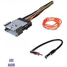 amazon com stereo install dash kit chevy trailblazer 02 03 04 05 advance auto parts radio wiring harness at Car Stereo Wiring Harness Cf Whgm2