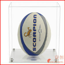 Rugby Ball Display Stand Interesting Modern Acrylic Custom Rugby Ball Display Buy Glass Ball Display