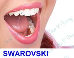 do it yourself swarovski temporary teeth gem kit