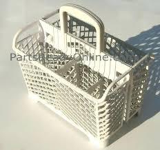 kitchenaid dishwasher accessories basket dishwasher silverware basket half utensil replacement kitchenaid dishwasher replacement silverware basket