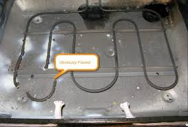 electric oven will not bake or broil uncle harry s mobile bad connections or wiring behind the element as stated shut off the breaker remove the element for a wiring check bad wiring or connectors must be