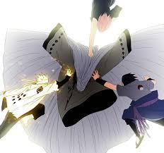 Naruto And Sasuke Seal Kaguya Wallpaper