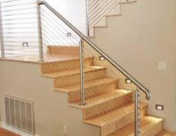 Image Creative Stainless Cable Railing Inc Stair Railing Ideas