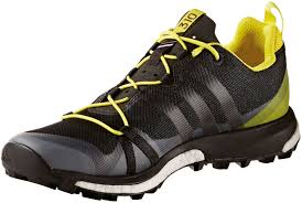 adidas trail running shoes. adidas terrex agravic trail running shoes black yellow