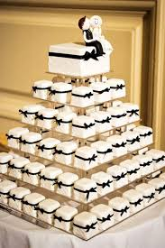Wedding Cake Cupcakes Best 25 Cupcake Wedding Cakes Ideas On