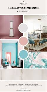 home d cor ideas with 2018 pantone s color trends paris design