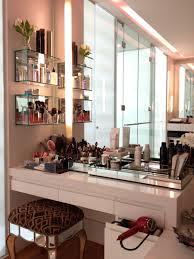 Makeup Vanity Desk Bedroom Furniture Modern Makeup Vanity Table