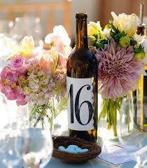 ... Shocking Ideas Wine Themed Centerpieces Theme Wedding Tablescapes ...