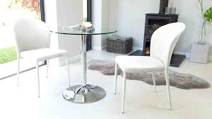 romford glass dining table chairs miami black breakfast set