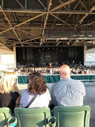 Concord Pavilion Interactive Seating Chart