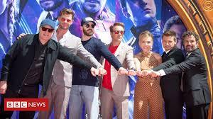 Bbc Dvd Chart Avengers Endgame Breaks Digital Download Record Bbc News