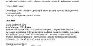 Department Store Manager Resumes Retail Store Manager Resume 17751 Thetimbalandbuzz Com