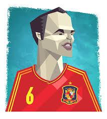 Dibujos de jugadores de Futbol