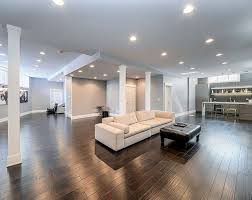 Finish Basement Design Ideas