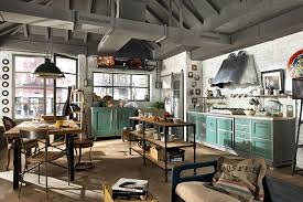 Industrial Style Decor Interior Design