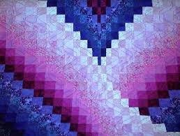 Circle Lord Zig Zag and Waves: Pink Bargello Ribbon by Judi Olson & Circle Lord Zig Zag and Waves Adamdwight.com
