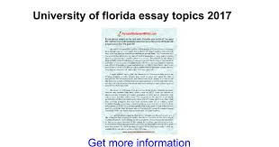 Admission essays   Top Quality Homework and Assignment Help  UF Innovation Academy   University of Florida
