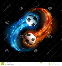 4 Pics 1 Word Lights Soccer Ball With Blue Flame Soccer Ball Stock Vector Illustration Of Burning Ball