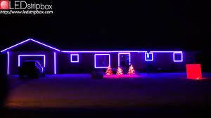 Christmas Tape Lights Rgb Led Strip Christmas Lights On Ledstripbox Com