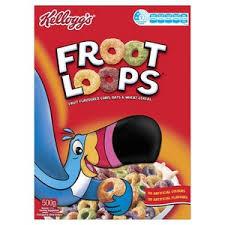 kellogg s froot loops kellogg s froot loops 500g