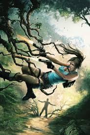 Dark Horse Announces New Comic Series, Lara Croft & the Frozen Omen – Tomb  Raider Horizons