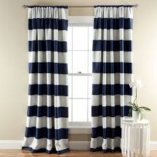blackout curtains pair. Perfect Curtains Stripe Blackout Window Curtain Set To Curtains Pair M