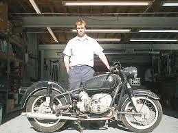 virtual restoration blue moon cycle used vintage bmw motorcycles restoration photo