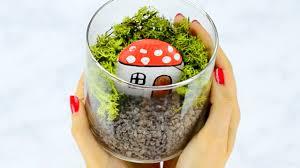 fairy garden in a jar