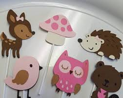 Owl Cake Topper Baby Shower Cake Topper Birthday CakeBaby Shower Owl Cake Toppers