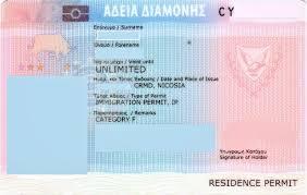 cyprus permanent residency george k