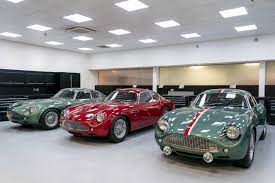 First Db4 Gt Zagato Continuation Owners Take Delivery Of Their Sports Cars Aston Martin Pressroom