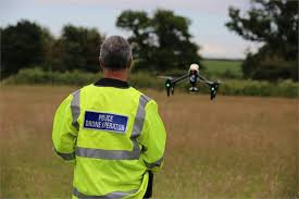 devon and cornwall and dorset police have bee the first police forces in the uk to launch a fully operational drone unit
