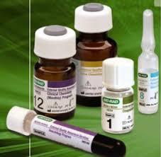 Контрольные материалы продажа изделий мед назначения и расходных  Контрольные материалы для внешнего контроля bio rad США