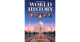 World History Textbook Patterns Of Interaction Simple World History Patterns Of Interaction By Holt McDougal