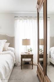 Bedroom In French Simple Decorating
