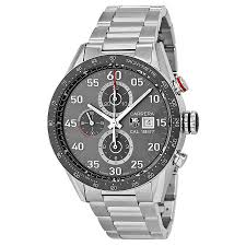 tag heuer carrera calibre 1887 automatic chronograph grey dial tag heuer carrera calibre 1887 automatic chronograph grey dial stainless steel men s watch car2a11ba0799