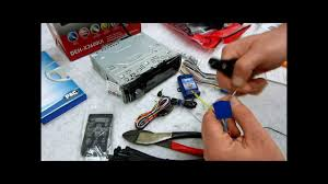 how to wire up and prep a new radio, dash kit, harness and Scosche Hdswc1 Wiring Diagram how to wire up and prep a new radio, dash kit, harness and steering wheel adapter youtube scosche hdswc1 and amplifier wiring diagram