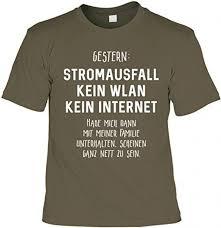Lustiges Sprüche Shirt