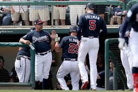 2019 Atlanta Braves Player Projections Position Players
