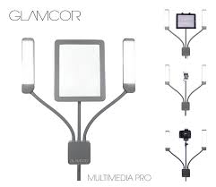 Glamcor Professional Light Multimedia Pro Light Kit By Glamcor Funknfrost Com