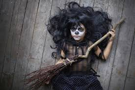 kid witch makeupeasy witch makeup you