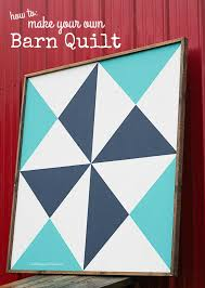 Barn Quilt DIY | Kansas Living Magazine & How to Make your own Barn Quilt with Step by step instructions!-  OneKriegerChick. Adamdwight.com