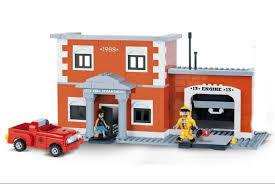 <b>Конструктор COBI</b> Пожарное депо COBI-1477 | Купить в ...
