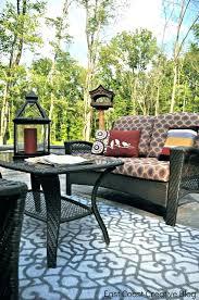 best outdoor rug for deck