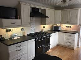 Cream Country Kitchen Cupboard Doors In Blyth Northumberland