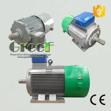 1kw to 5000kw Hydro Turbine Permanent Magnet Generator for Sale