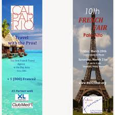 Calparrio Travel Sponsor Of The French Fair 2015 Going Going Gone