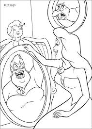 Small Picture Coloring sheet about Disney movie the Little Mermaid Beautiful