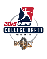 usssa pride select lauren chamberlain as 1 pick in 2018 npf college draft presented by bownet